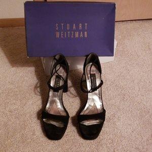 Vintage Stuart Weitzman evening shoes size 8.5